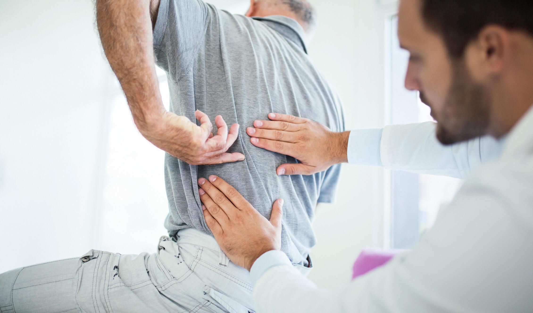 O que é uma subluxação vertebral?