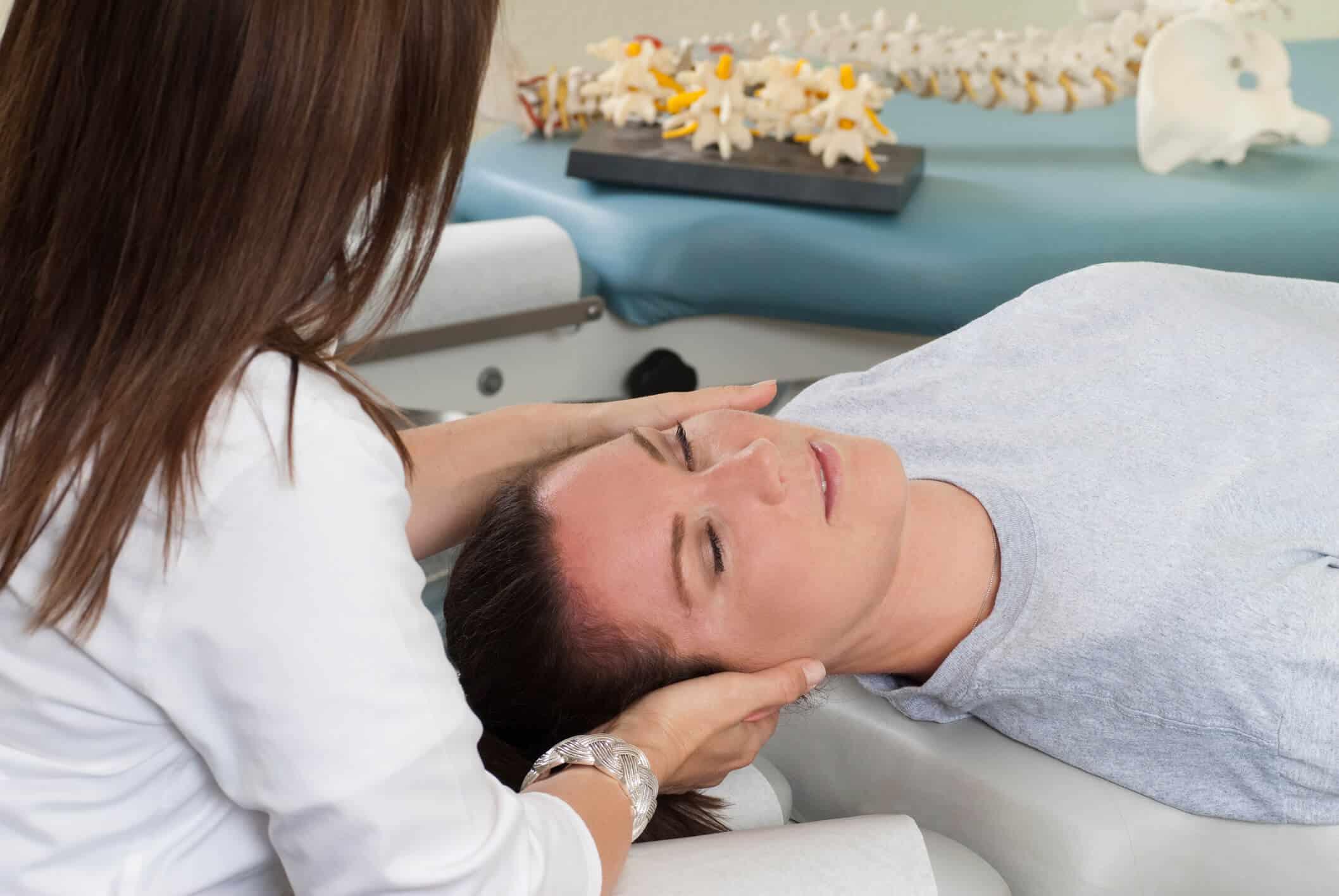 Porque o quiropraxista NÃO se baseia em sintomas?